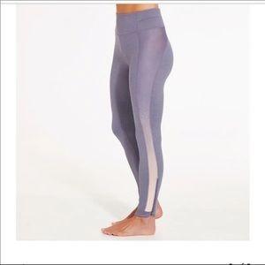Calia Purple ombre splatter Women's leggings Sz M